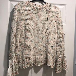 Cupio sweater confetti multicolor